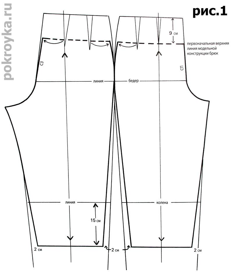 Схемы вязания костюмов для ребенка