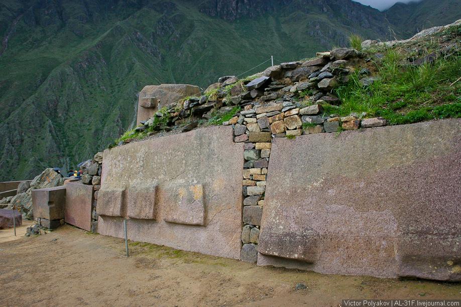 Ольянтайтамбо. Священная долина инков
