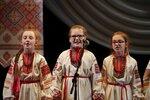 Конкурс сольных исполнителей народной песни