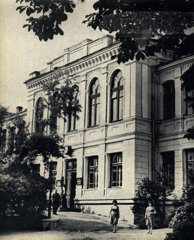 Кишинёв 1964 - Госуниверситет.jpg