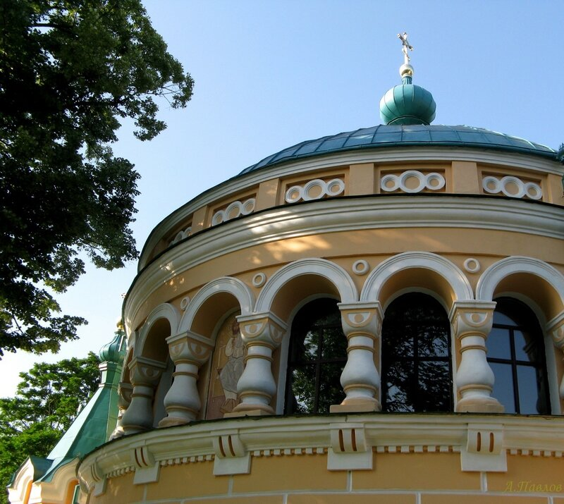 Унгены - храм Александра Невского (15).JPG