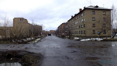 Фото города Инта №6770  Куратова 19, Дзержинского 4 и Промышленная 24 23.05.2014_15:24
