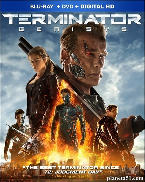 Терминатор: Генезис / Terminator: Genisys (2015/BDRip/HDRip/3D)
