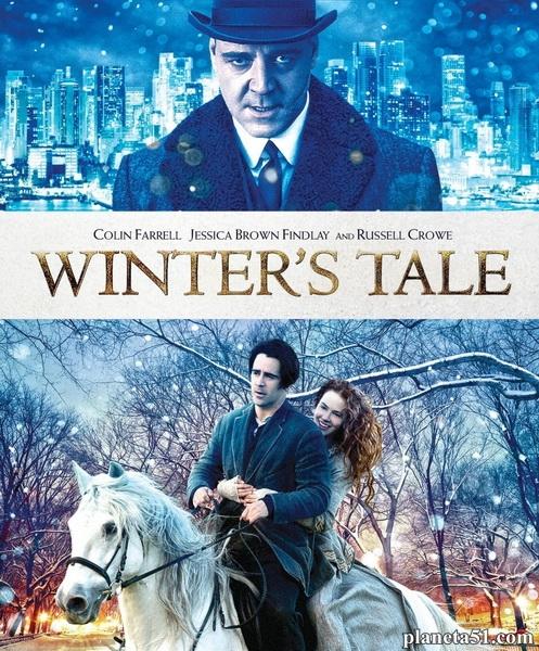 Любовь сквозь время / Winter's Tale (2014/BDRip/HDRip)