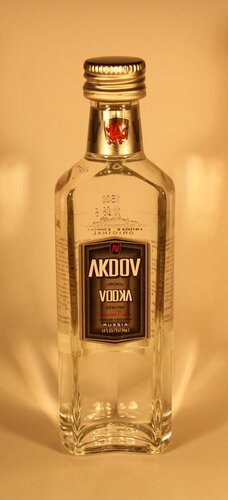 Водка Akdov Original Genuine Russian Vodka