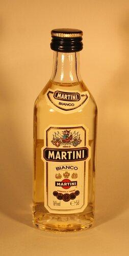 Вермут Martini Bianco Fondata a Torino 1863