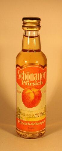 ????? Schonauer Pfirsich Pfirsich-Schnapps Liqueur