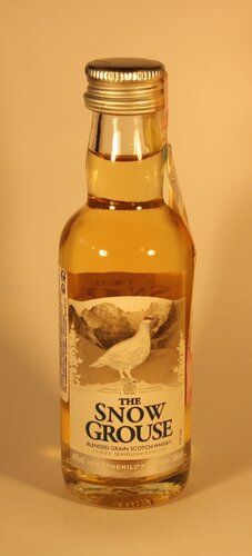 Виски The Snow Grouse Blended Grain Scotch Whisky
