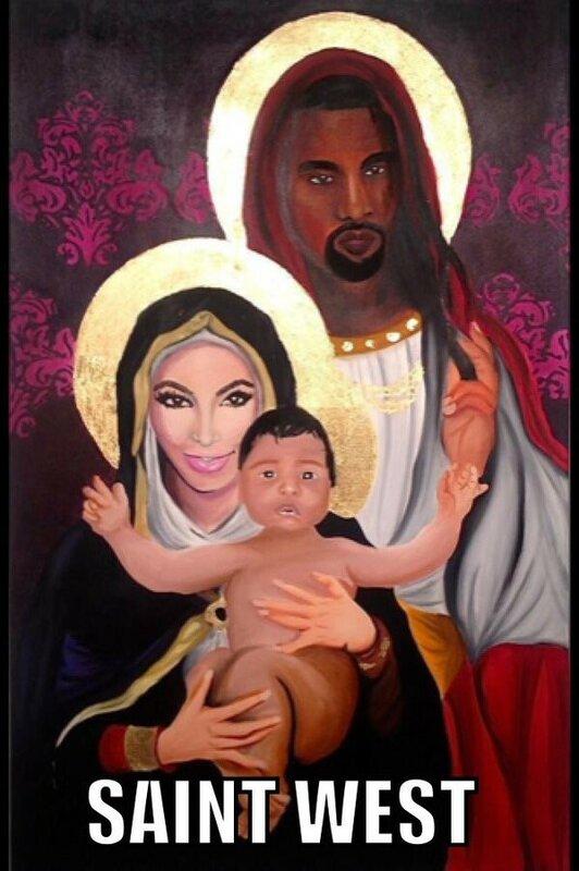 Мама, почему я Святой? Мода на помпезные имена для детей знаменитостей