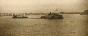 Переправа через реку Волга