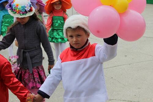 День защиты детей,