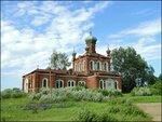 Церковь Михаила Архангела. Зарубенки, Смоленский район.