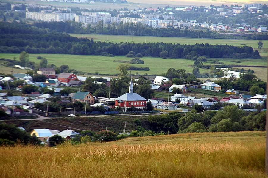 Сергачские татары