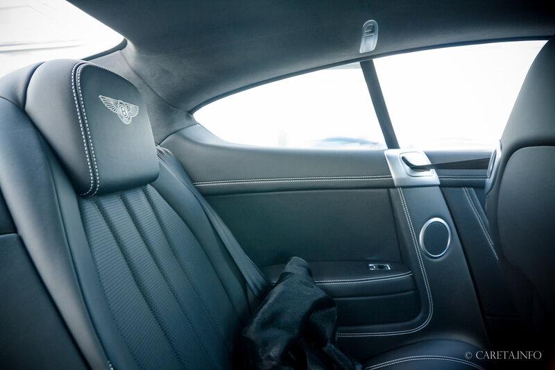 Bentley - это образ жизни