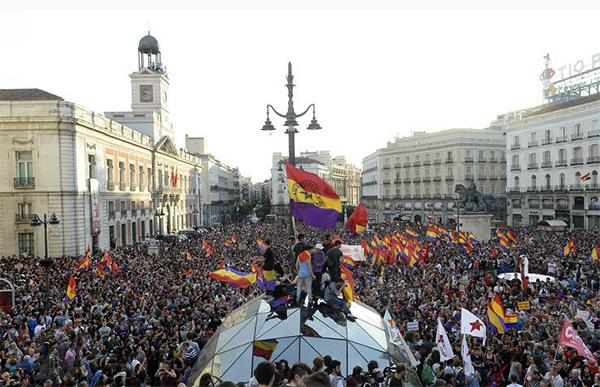 испания республика монархия