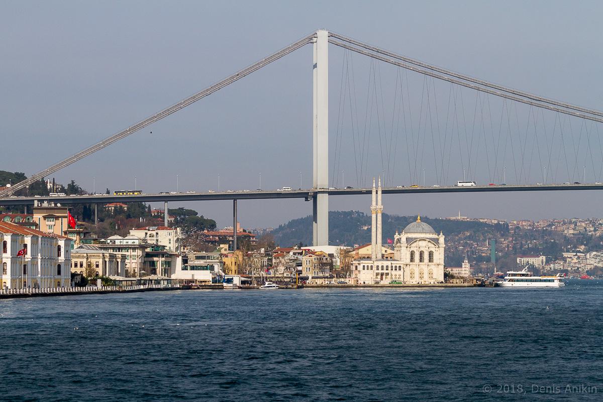 Босфорский мост фото 8