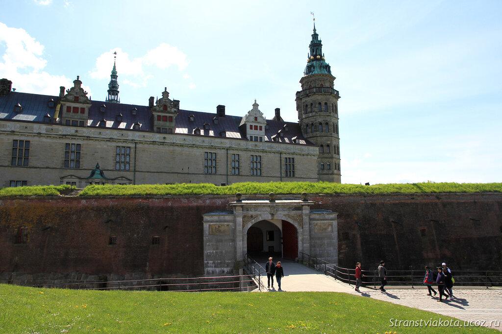 Замок Гамлета - Кронборг