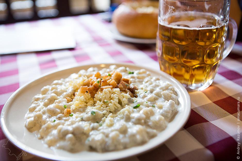 Что едят в Словакии