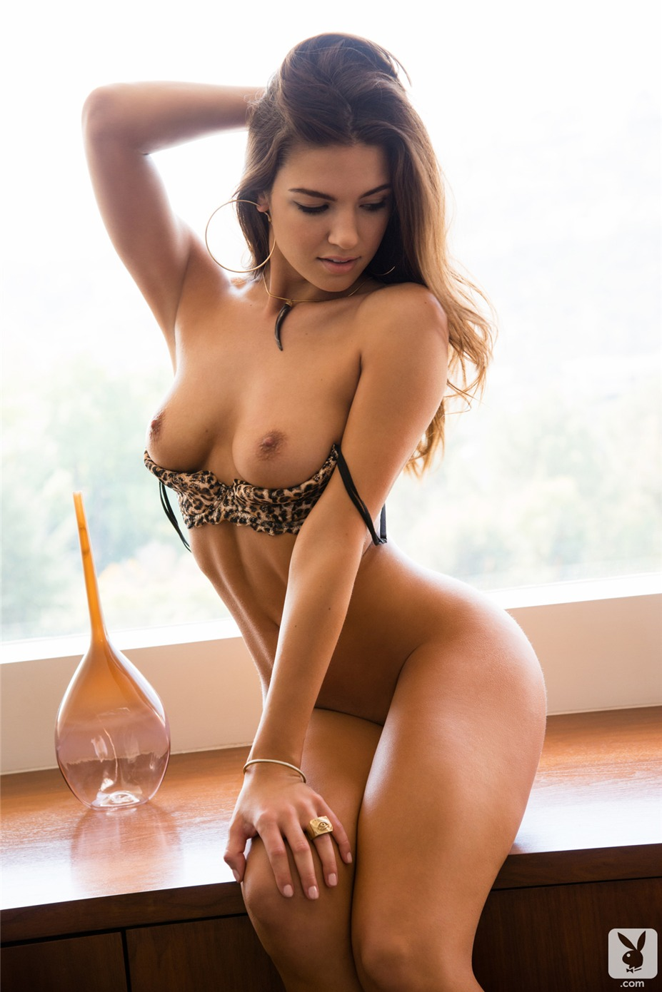 Девушка месяца Jessica Ashley - june 2014 playmate / Playboy USA