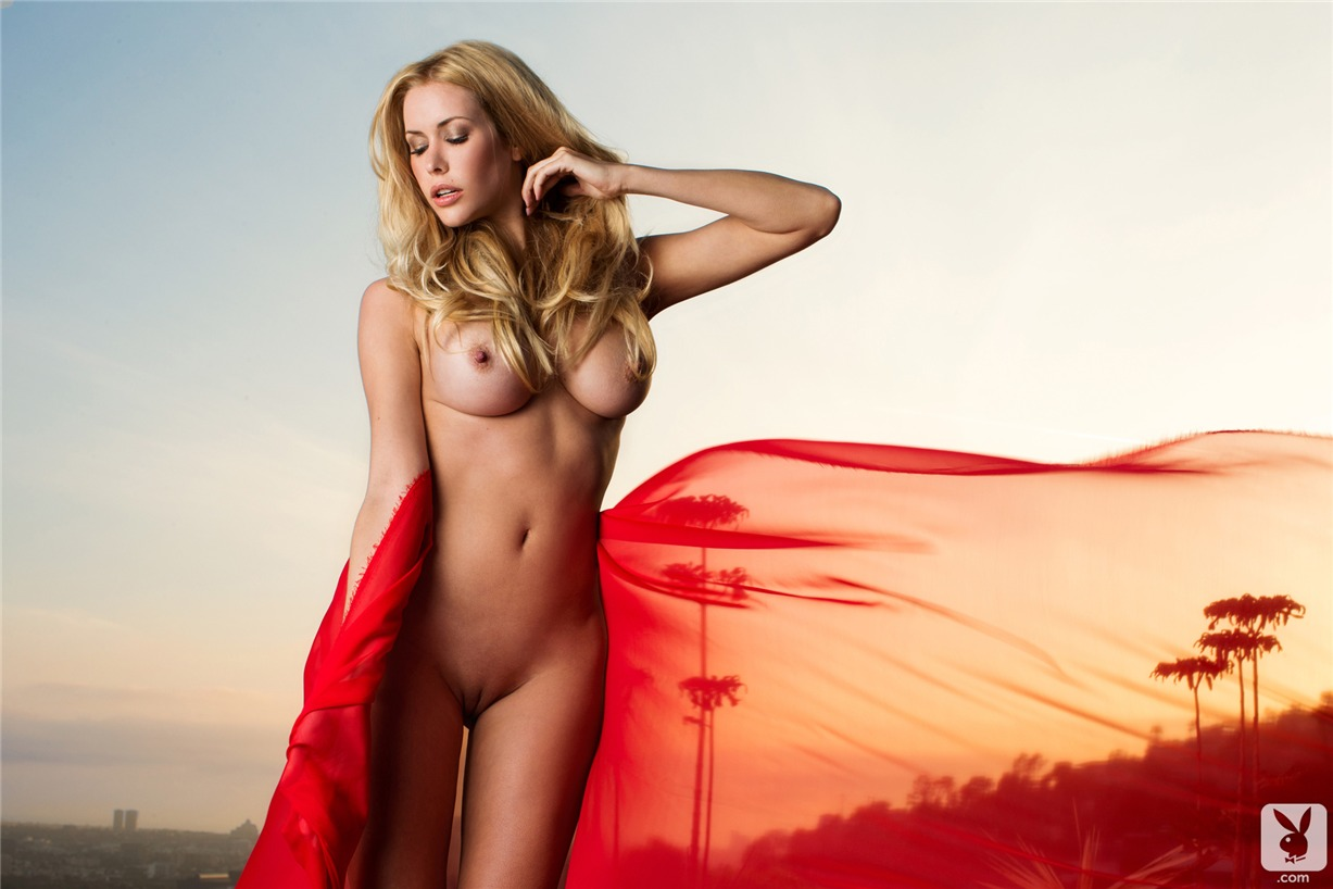 Девушка года Кеннеди Саммерс / Kennedy Summers / Playmate of the year 2014 / Playboy USA June 2014
