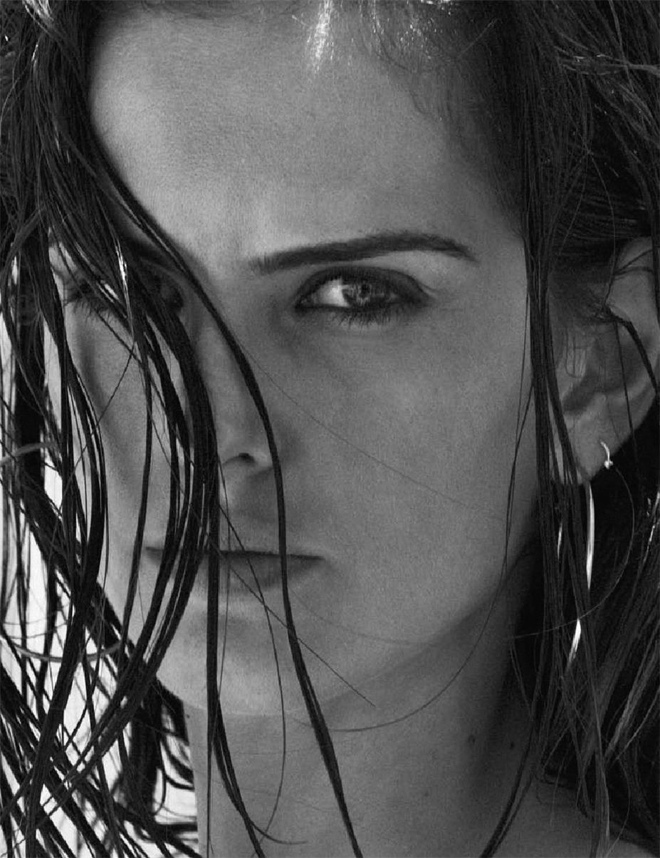 Изабель Гулар / Izabel Goulart & Goksun Ergur by Daniel Jackson in Lui Magazine june 2014 / Ipanema