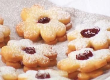Австрийское песочное печенье