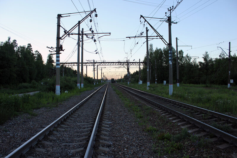 Станция Поварово-3