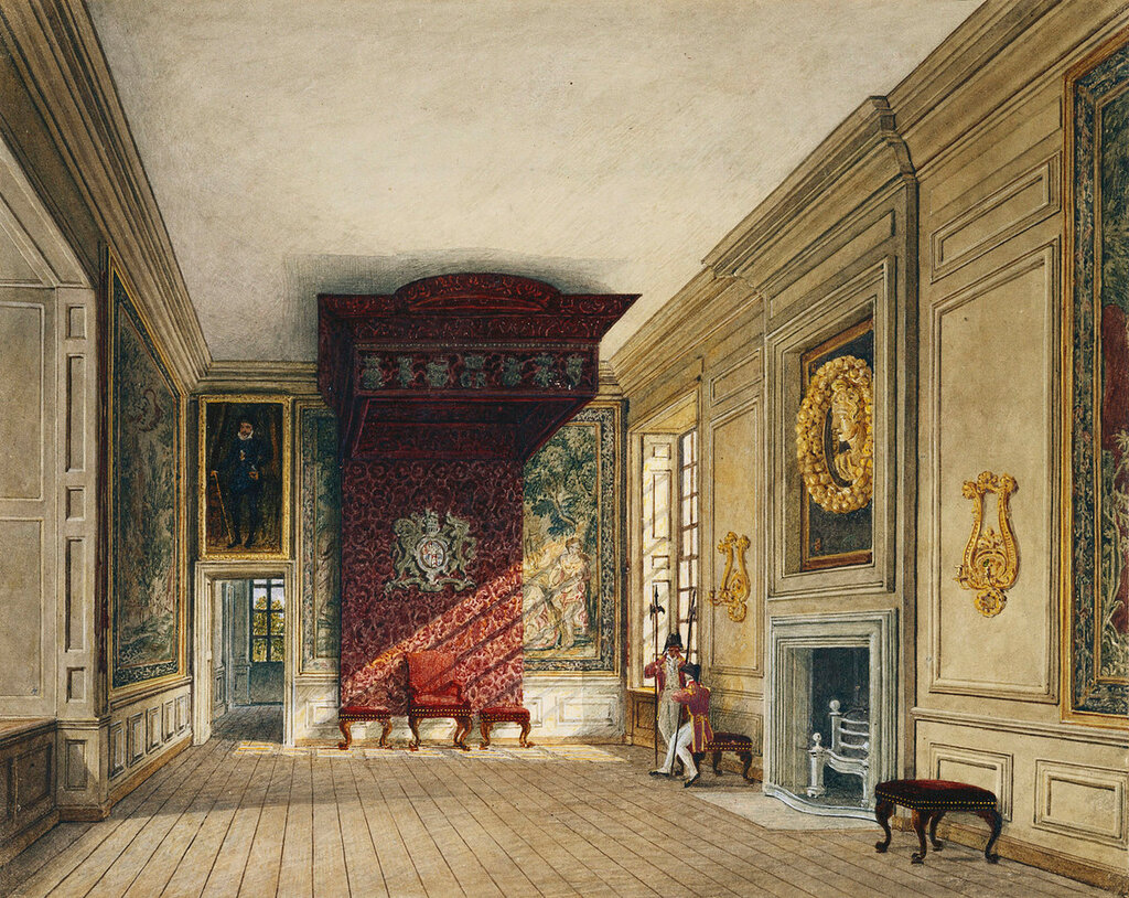 The King's Presence Chamber, St James's Palace