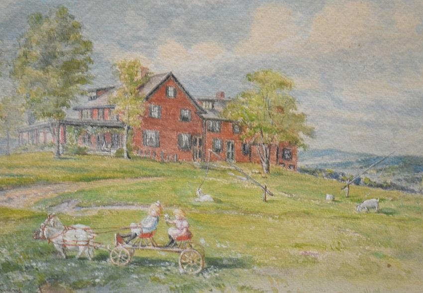 Bonnyrigg Farm