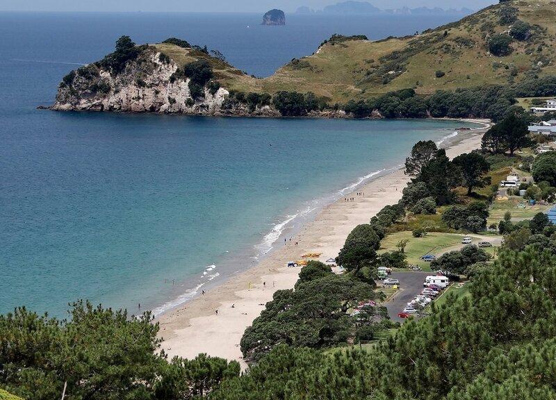 Фотопрогулка по Новой Зеландии!