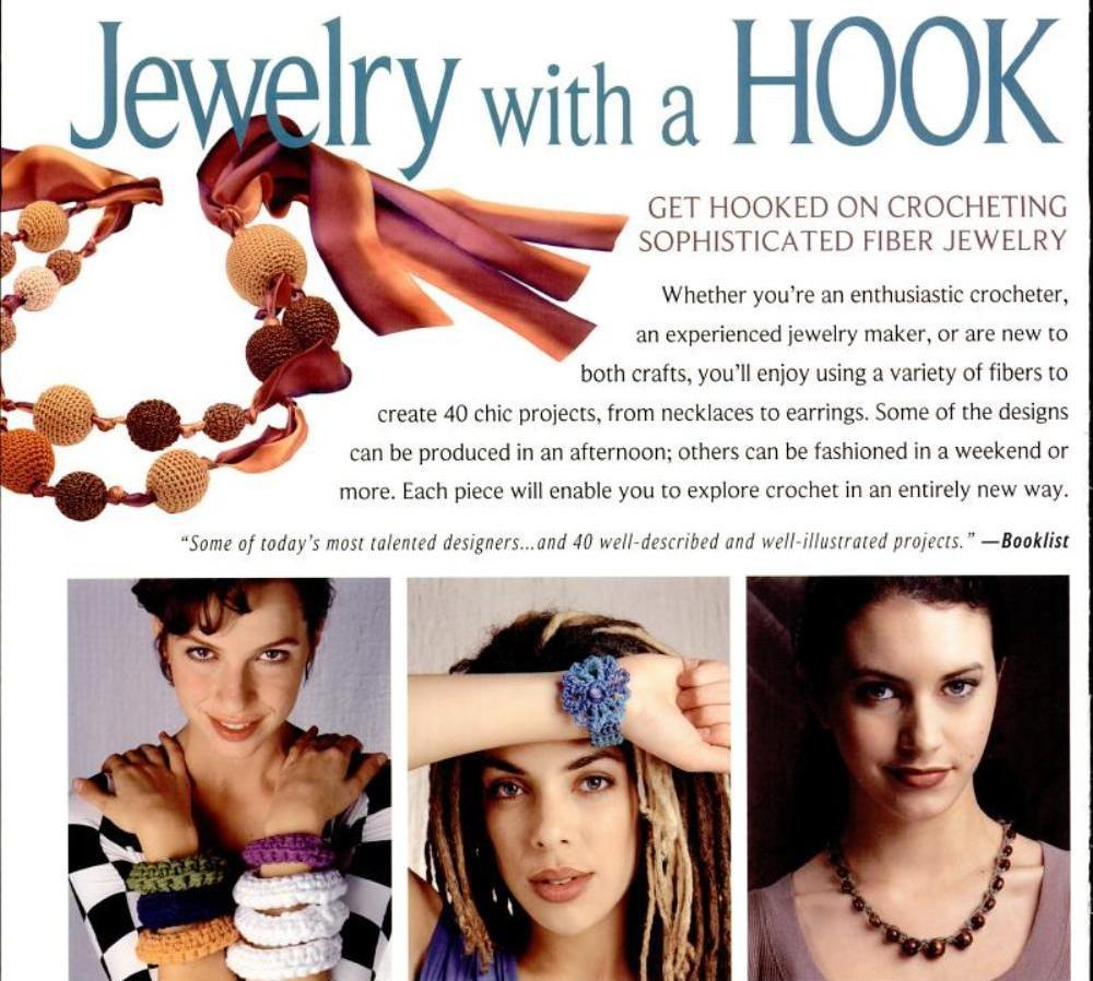 Terry Taylor.Jewelry with a Hook