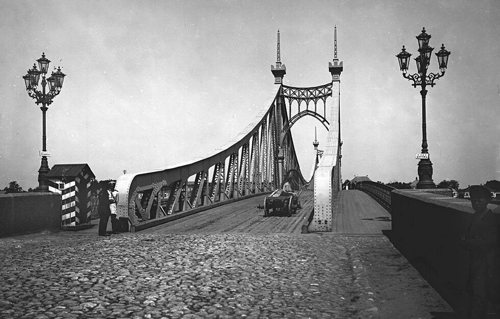 Западный мост: когда решили строить и зачем он нужен Твери