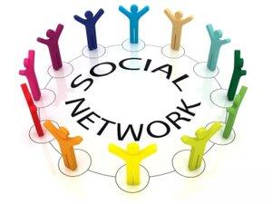 Продвижение сайтов при помощи социальных сетей