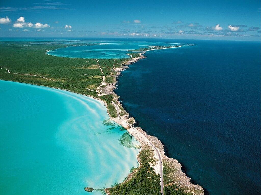 Остров Элеутера, Багамские острова