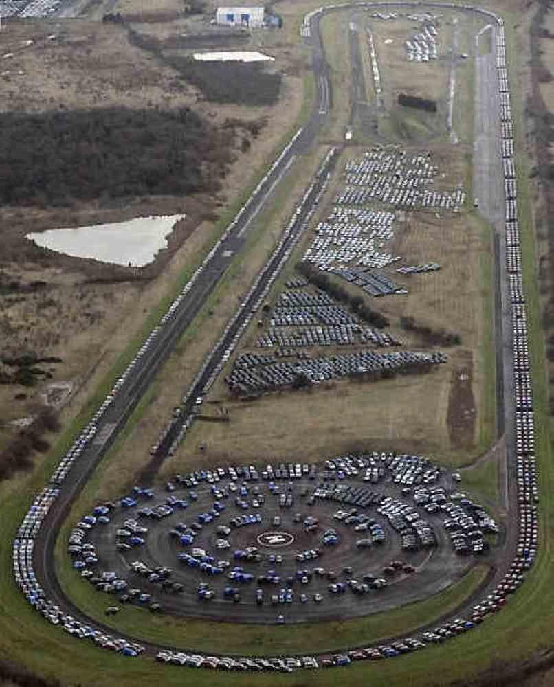 Кладбище автомобилей