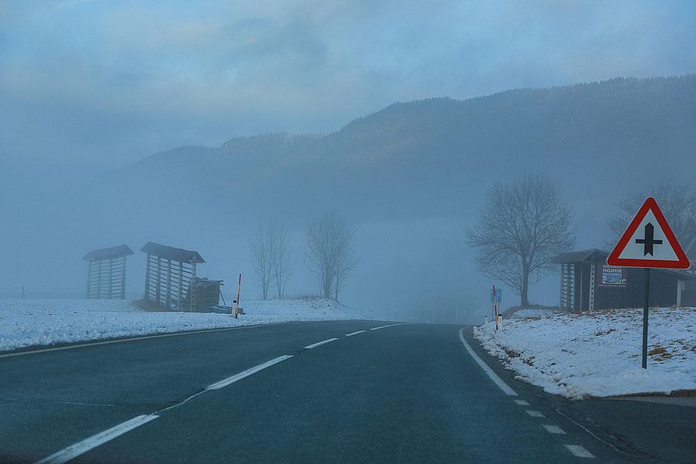 Словения! Любляна. Пиран. Блед. Бохинь. Постойна. Краньска гора. январь 2014