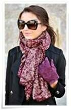 выбираем шарф