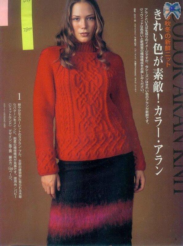 кельтский свитер