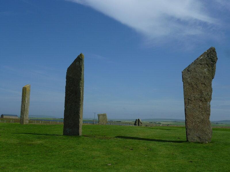 Стоячие камни Стеннеса