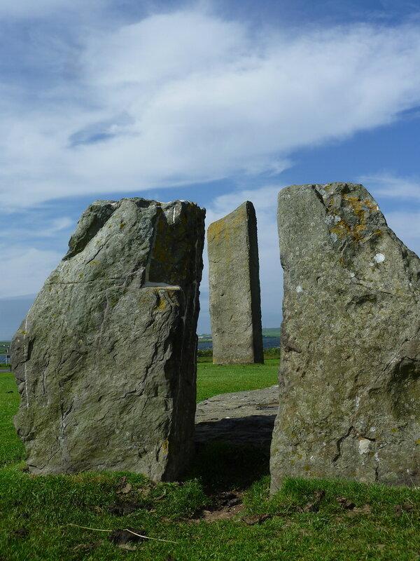 Классический кадр Камней Стеннеса