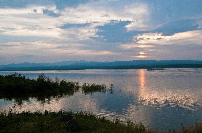 сплав по реке Амур