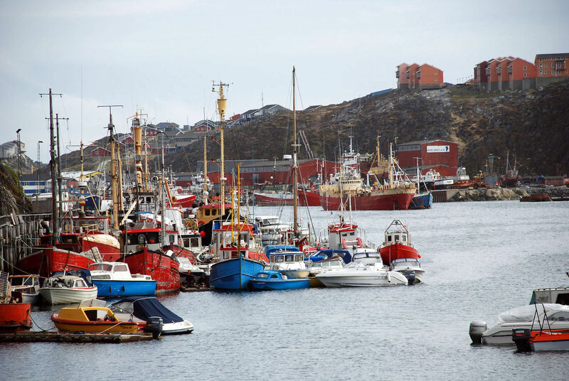 GREENLAND-DENMARK-CLIMATE-WARMING-FISHING-TOURISM