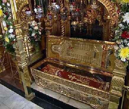 Святитель Алексий, митрополит Московский и всея России, чудотворец