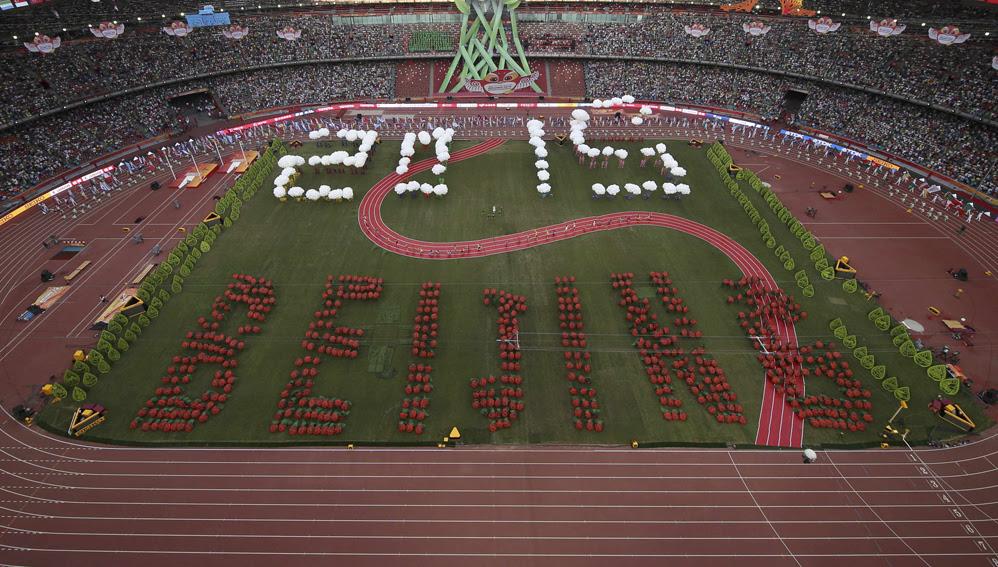 Красивые фотографии открытия XV чемпионата легкой атлетики в Пекине 0 13ff50 1b60fcaf orig
