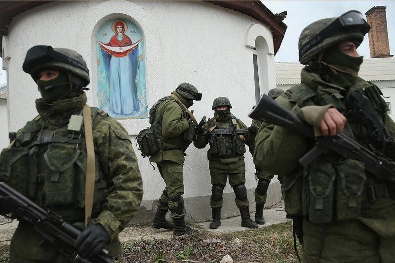 армия крым фото