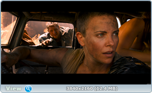 Безумный Макс: Дорога ярости / Mad Max: Fury Road (2015) | UltraHD 4K 2160p