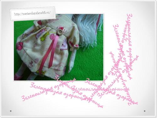 Авторские куклы ручной работы. Зеленоглазая озорница и куколка Звездочка