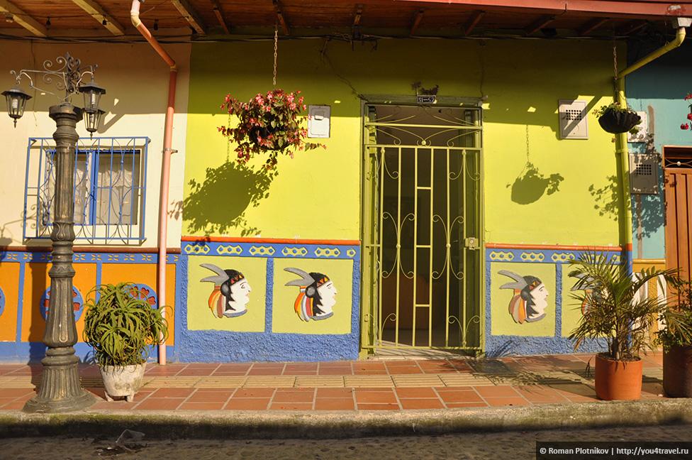 0 151ec2 bee259c8 orig День 178 180. Окрестности Медельина: город Гуатапе и достопримечательность Пеньон де Гуатапе