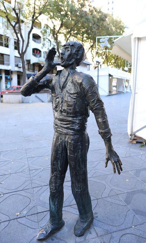 Таррагона. Памятник человеческим башням