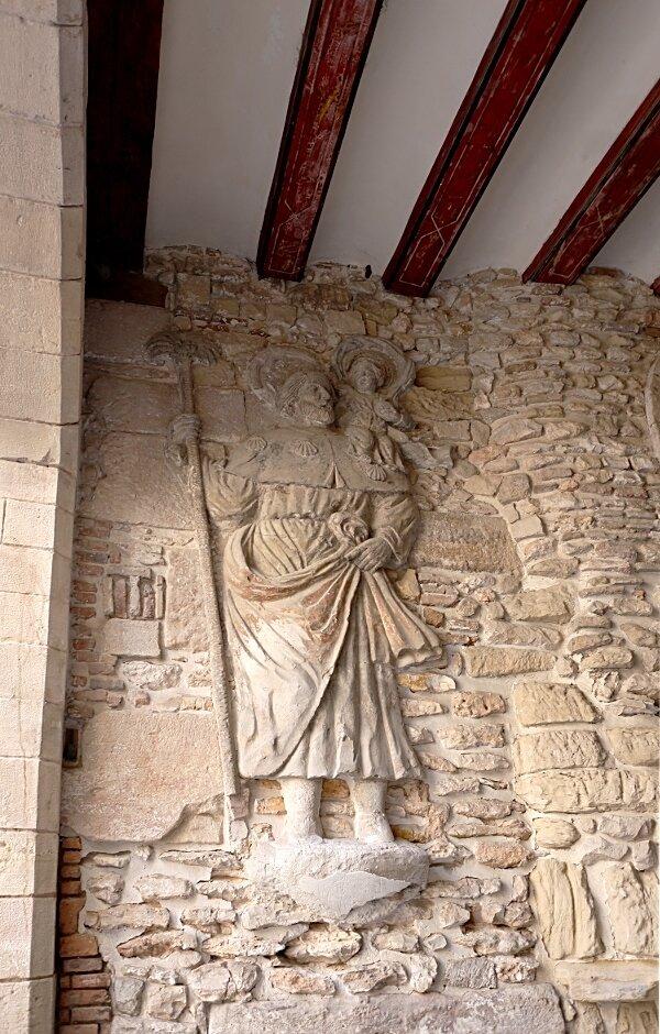 Tortosa, Tortosa. Portal del Romeu, Pilgrim gate